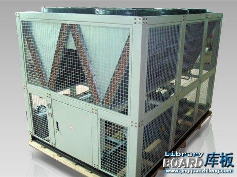 风冷螺杆冷水机组_|库板网_冷库制作_冷库板_冷库设计